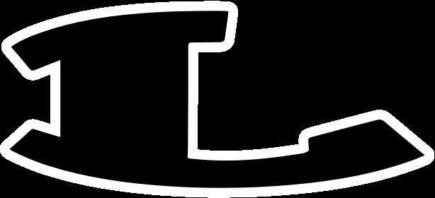 Lexington Logo Black with White Outline